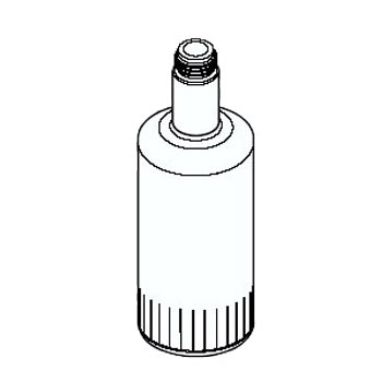 Delta RP21904 Classic Soap/Lotion Dispenser Bottle Replacement