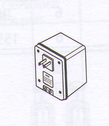 Delta RP32856 Plug-In Transformer