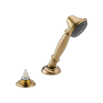 Delta RP33791CZLHP Roman Tub Hand Shower with Transfer Valve - Champagne Bronze
