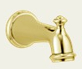 Delta RP34357PB Traditional Diverter Tub Spout Brilliance Polished Brass