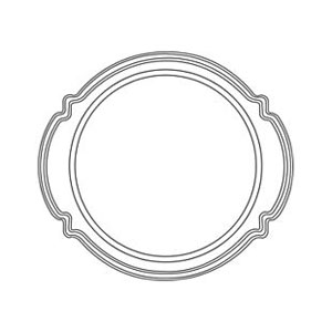 Delta RP34359SS Decorative Trim Ring - Stainless Steel
