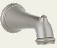 Delta RP43028NN Traditional Non-Diverter Tub Spout Brilliance Pearl Nickel
