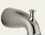Delta RP43161SS Orleans Diverter Tub Spout Brilliance Stainless