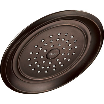 Delta RP48686RB Victorian Single Function Raincan Showerhead - Venetian Bronze