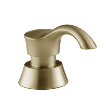Delta RP50781CZ Soap/Lotion Dispenser - Champagne Bronze