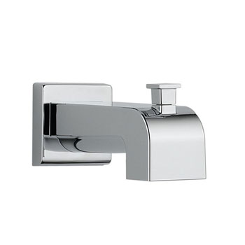 Delta RP53419 Arzo Pull Up Diverter Tub Spout - Chrome