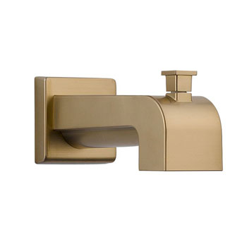 Delta RP53419CZ Arzo Pull Up Diverter Tub Spout - Champagne Bronze