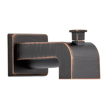 Delta RP53419RB Arzo Pull Up Diverter Tub Spout - Venetian Bronze