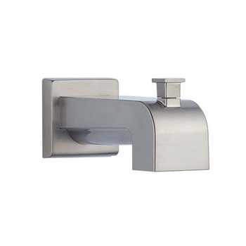 Delta RP53419SS Arzo Pull Up Diverter Tub Spout - Stainless Steel
