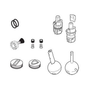 delta rp63138 single handle repair parts kit