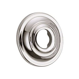 Delta RP72562PN Cassidy Shower Flange - Polished Nickel