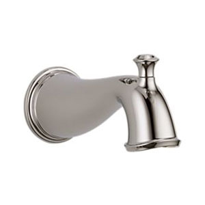 Delta RP72565PN Cassidy Pull-Up Diverter Tub Spout - Polished Nickel