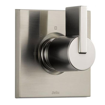Delta T11853-SS Vero 3 Setting Diverter - Brilliance Stainless