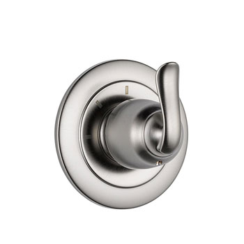 Delta T11894-SS Linden 3 Setting Diverter Trim - Stainless Steel