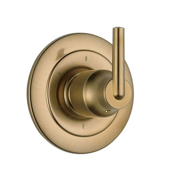 Delta T11959-CZ Trinsic 6 Function Diverter Trim - Champagne Bronze