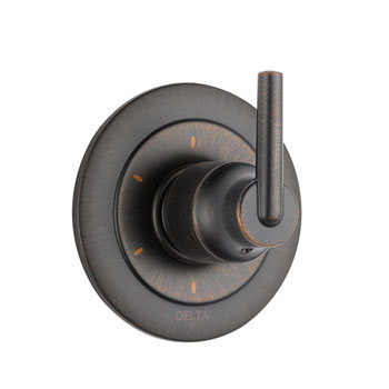 Delta T11959-RB Trinsic 6 Function Diverter Trim - Venetian Bronze
