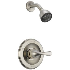 Delta T13220-SS Classic Single Handle Shower Trim - Brilliance Stainless