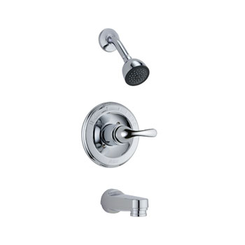 Delta T13420-PD Classic Single Handle Tub/Shower Trim - Chrome