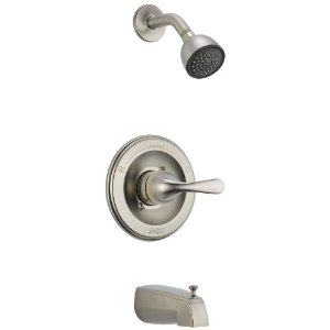 Delta T13420-SS Classic Monitor 13 Series Tub and Shower Trim - Stainless
