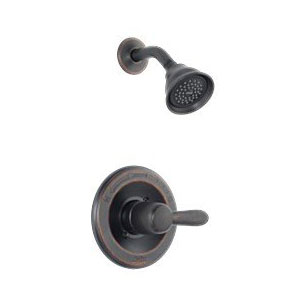 Delta T14238-RB Lahara Monitor T14 Series Shower Only Trim Kit - Venetian Bronze