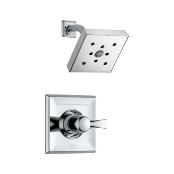 Delta T14251-H2O Dryden Monitor 14 Series Shower Trim - Chrome