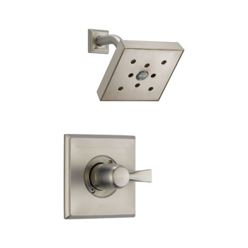 Delta T14251-SSH2O Dryden Monitor 14 Series Shower Trim - Stainless Steel