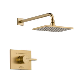Delta T14253-CZ Vero Monitor 14 Series Shower Trim - Champagne Bronze