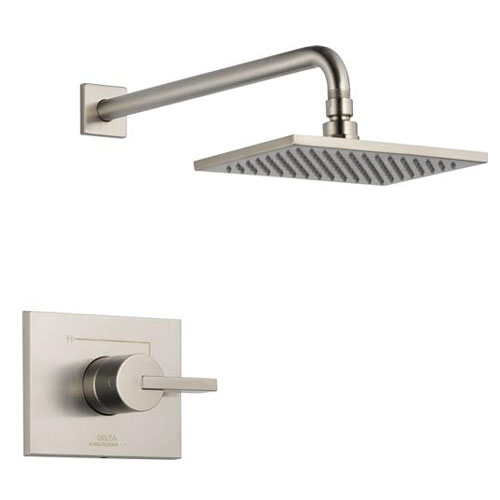 Delta T14253-SS Vero Monitor 14 Series Shower Trim - Brilliance Stainless