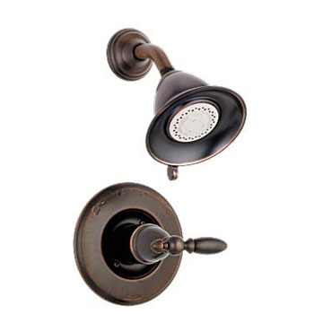 Delta T14255-RBLHP Victorian Monitor 14 Series Shower Trim, Less Handle - Venetian Bronze