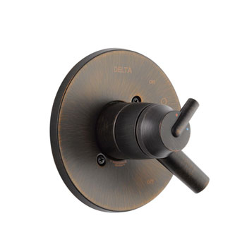 Delta T17059-RB Trinsic 17 Series MC Valve Trim - Venetian Bronze