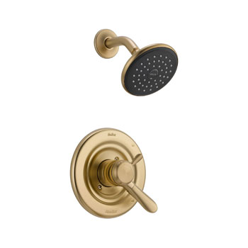 Delta T17238-CZ Lahara Monitor 17 Series Shower Only Trim - Champagne Bronze