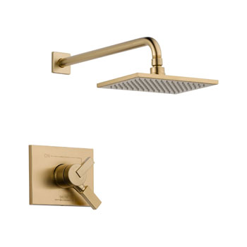 Delta T17253-CZ Vero Monitor 17 Series Shower Trim - Champagne Bronze