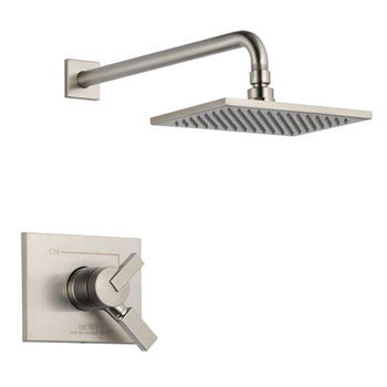 Delta T17253-SS Vero Monitor 17 Series Shower Trim - Brilliance Stainless
