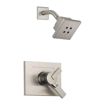 Delta T17253-SSH2O Vero 17 Series Shower Trim - Brilliance Stainless