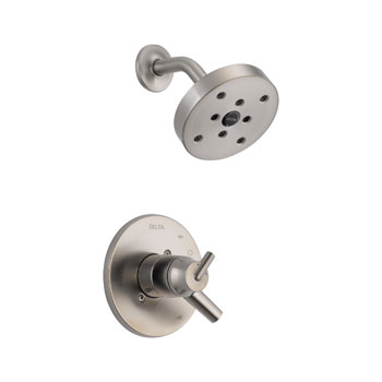 Delta T17259-SS Trinsic 17 Series MC Shower Trim - Stainless Steel
