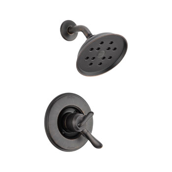 Delta T17294-RB Linden Monitor 17 Series Shower Trim - Venetian Bronze