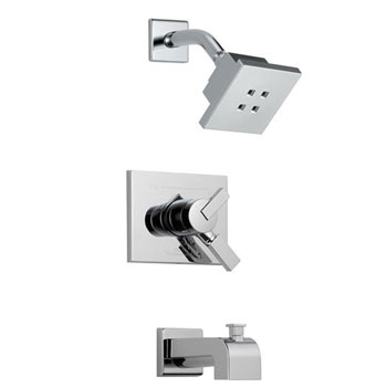 Delta T17453-H2O Vero 17 Series Tub/Shower Trim - Chrome