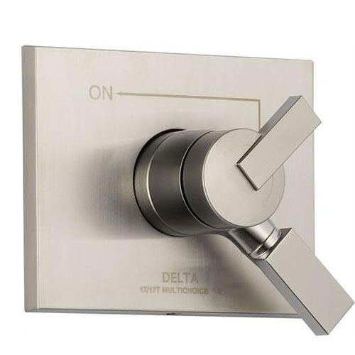 Delta T17T053-SS Vero TempAssure 17T Series Valve Trim Only - Brilliance Stainless