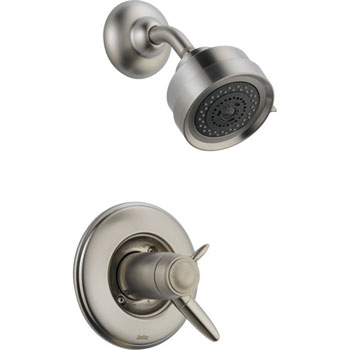 Delta T17T285-SS Grail TempAssure 17T Series Shower Trim - Stainless Steel