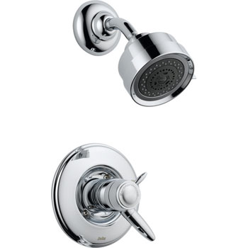 Delta T17T285 Grail TempAssure 17T Series Shower Trim - Chrome
