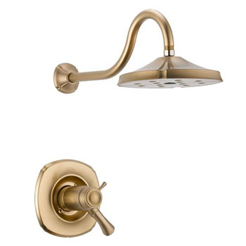 Delta T17T292-CZ Addison TempAssure 17T Series Shower Trim - Champagne Bronze