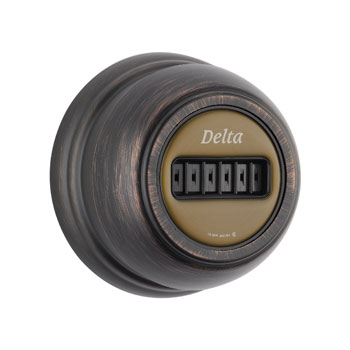 Delta T50001-RB Body Spray Trim with H2Okinetic Technology - Venetian Bronze