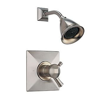 Delta T60240-BN Themostatic Shower Trim - Brushed Nickel
