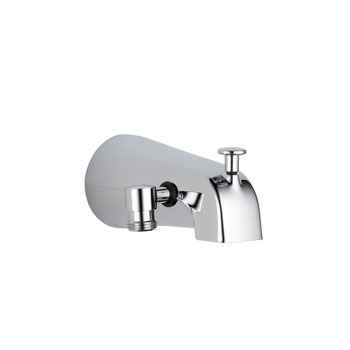 Delta U1072-PK Diverter Tub Spout - Chrome