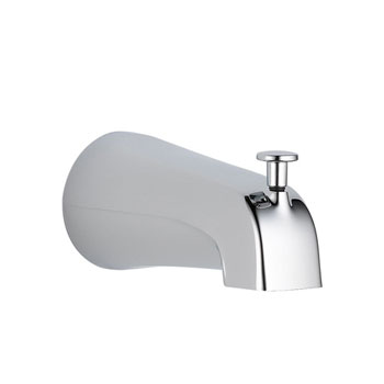 Delta U1075-PK Diverter Tub Spout - Chrome