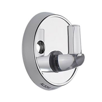 Delta U5001-PK Clear Pin Wall Mount for Handshower - Chrome