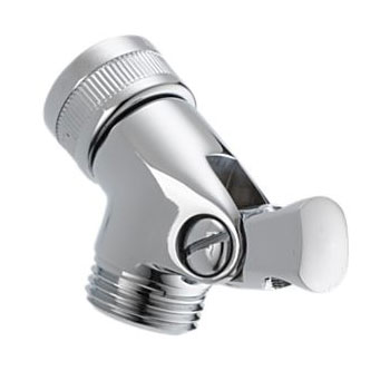Delta U5002-PK Pin Mount Swivel Connector for Handshower - Chrome