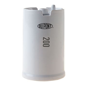 DuPont WFFMC300X Ultra Protection 200 Gallon Faucet Mount Water Filtration Cartridge