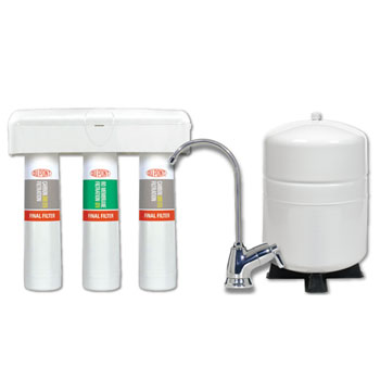 DuPont WFRO60X Reverse Osmosis Drinking Water Filtration System