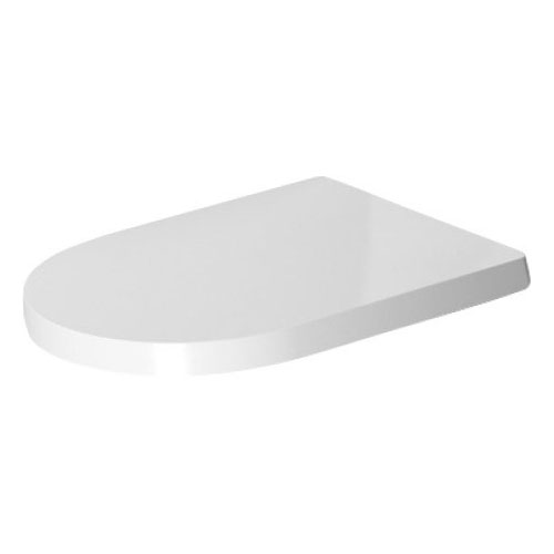 Duravit 0020290000 ME by Starck Toilet Seat and Cover - White